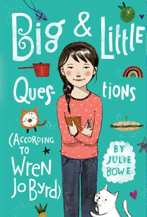 Big & Little Questions book cover