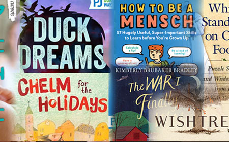 Middle Grade Books About Trees