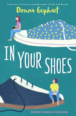 In your shoes book cover