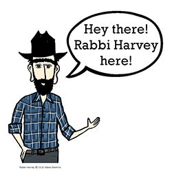 Fun with Rabbi Harvey