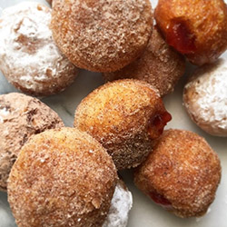 Hanukkah Recipe: Donut Holes