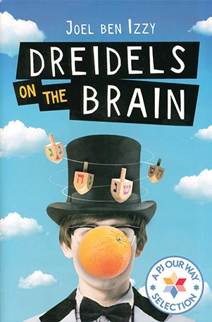 Dreidels on the Brain book cover