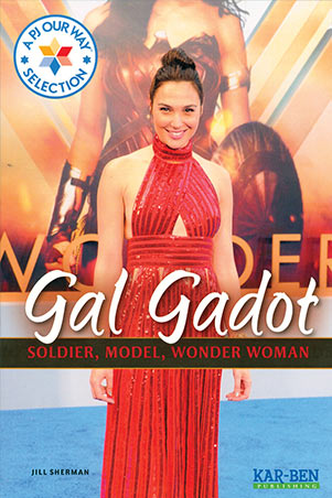 Gal gadot Soldier, Model, Wonder Woman book cover