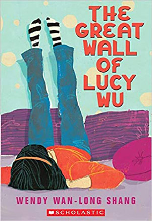 The great wall of lucy wu book cover