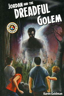 Jordan and the Dreadful Golem