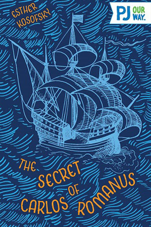 the secret of Carlos Romanus cover