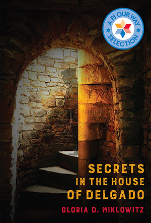 Secrets in the house of delgado book cover
