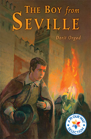 The Boy from Seville book cover
